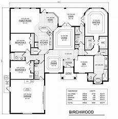 birchwood house plan green homes floor plans the birchwood