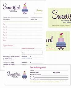 cake order receipt template free invoice templates picture cake business invoice