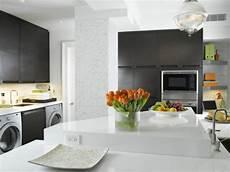 ambiance cosy par le luminaire led dans une cuisine