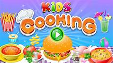 cooking in the kitchen best cooking games for kids to