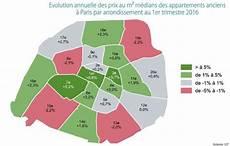 Prix M2 Paris 16 Cartes Prix De L Immobilier 224 Les Arrondissements