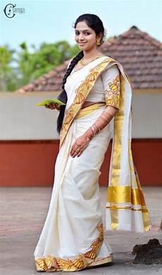 balu ralya kerala traditional hindu pin on handpainted traditional sarees