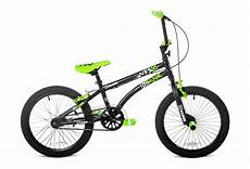 X Fs 18 Boys Bike 18 Inch Wheels Black Green Ebay