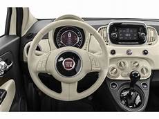 new 2019 fiat 500 lounge hatchback in columbus f57685