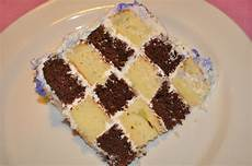 how to make a checkerboard cake suz daily