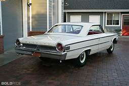 1963 Ford Galaxie 500 Factory Lightweight  American