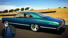 Inside Garage S 67 Chevy Impala