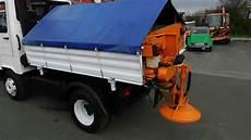 multicar m26 bj 2001 winterdienst