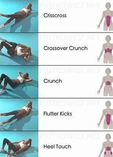 Bauch Weg übungen Für Zuhause - 5 bauchmuskel 220 bungen f 252 r einen flachen bauch fitness