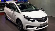 Opel Zafira C - opel zafira c restyling 2016 now minivan outstanding cars