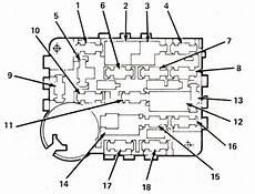 1992 lincoln town car fuse box lincoln vii 1988 1992 fuse box diagram auto genius
