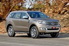 2019 ford endeavour facelift review test drive autocar