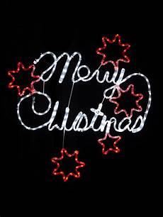 southern cross merry christmas led rope light silhouette 98cm christmas lights buy