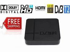 2018 newest dvb t2 terrestrial digital tv signal receiver