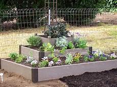 Garten Mit Hochbeeten Gestalten - raised bed gardens diy