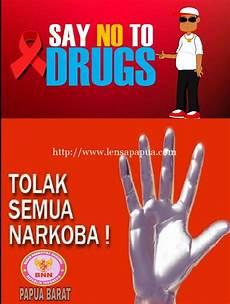 Bnnp Pb Ajak Masyarakat Tolak Narkoba Lensapapua
