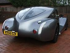 TopGears Richard Hammond Is Selling His Morgan