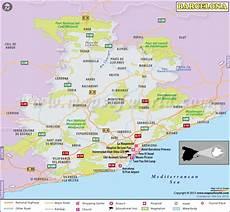 map barcelona spain imsa kolese