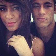 santos instagram ego neymar posa ao lado da irm 227 rafaella not 237 cias de famosos
