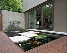 moderner garten mit wasser 17 modern water feature designs for your garden