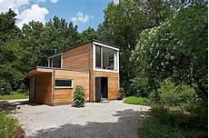 Wohncontainer Selber Bauen - modulhaus holz search haus minihaus und haus ideen