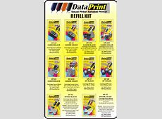 Tinta Data Print ~ Multi Media Komputer
