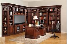 home office library furniture parker house wellington library bookcase wall unit 4 ph