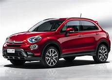 fiat 500 crossover fiat 500x compact crossover officially unveiled in