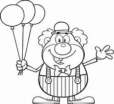 balloon coloring pages best coloring pages for