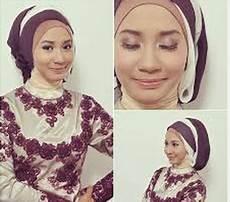 Model Jilbab Kebaya Model Segiempat Terkini Dan Terbaru