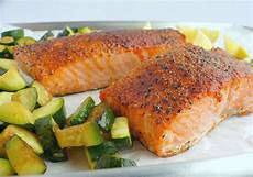 perfect air fryer salmon video