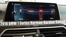 2016 bmw 7 series harman kardon surround sound system