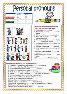 pronouns worksheets esl personal pronouns worksheet free esl printable worksheets made by teachers