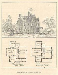 gothic revival house plans gothic house plans with turrets floorplans pinterest
