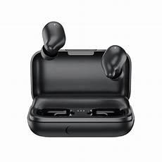 Wireless Earbuds Bluetooth Earphone 2200mah Power by Haylou T15 Tws Bluetooth 5 0 Earphone Wireless Earbuds