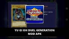 yu gi oh duel generation mod apk unlimited points