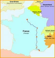 Bahnstrecke Marseille