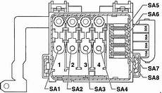 Fuse Box Vw Beetle 2001 by 2001 Vw Beetle Fuse Box Card Diagrams Auto Fuse Box Diagram
