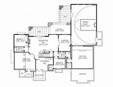 house plans with indoor basketball court craftsman style house plan 6 beds 5 5 baths 6680 sq ft