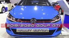 2020 volkswagen gti rabbit edition 2019 2020 volkswagen golf gti rabbit edition 2019