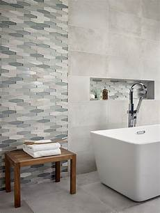 tile in bathroom ideas shape up your style with europa elongated hexagon the jumbo patterned mosaic pairs white oak