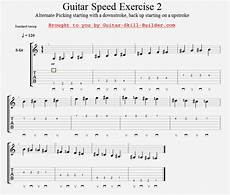 Guitar Speed Exercises For Maximum Agility And