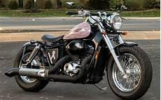 honda shadow ace 750 american classic edition blue
