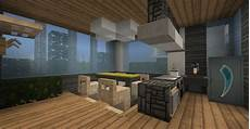 Minecraft Kitchen Set by Modern House Set Interior Minecraft Project
