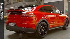 Porsche Cayenne Coupe - 2020 porsche cayenne coupe and turbo coupe studio