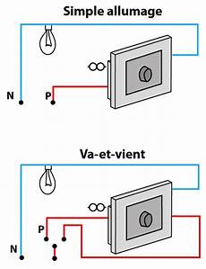 interrupteur va et vient avec variateur interrupteur variateur de lumiere va et vient et