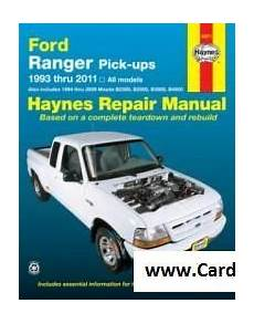 free car manuals to download 1985 ford ranger spare parts catalogs free download ford ranger and mazda pick ups haynes repair manual pdf scr1 ford ranger ford