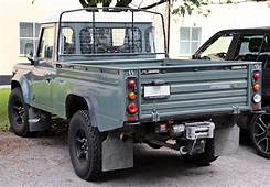 English 2009 Land Rover Defender 110 Pickup With The 24