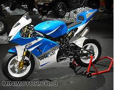 Modifikasi Motor Mini by Modifikasi Keren Moto Mini Gp 49cc Mini Motor