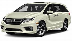 2020 Honda Odyssey Ex L Features Interior Changes  2019